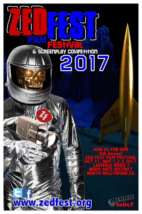 Zed Fest 2017 Event Poster