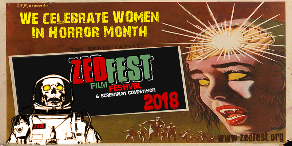 Zed Fest Women in Horror